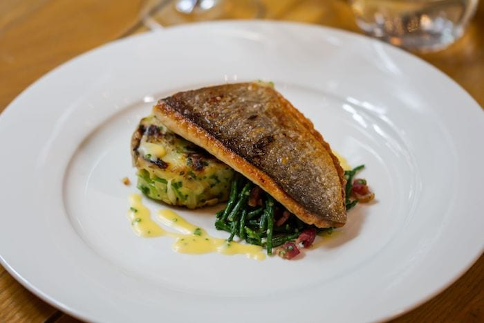 New female head chef Rebecca Richardson takes Mr Cooper's back to its roots with modern British menu I Love Manchester