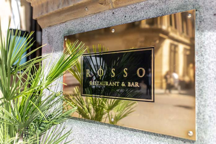 Review: The food's the star as Rosso restaurant comes of age I Love Manchester