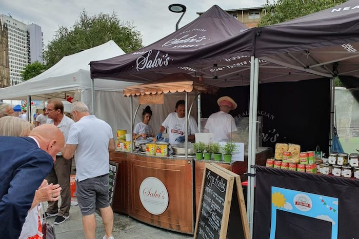 Festa Italiana 2019: all the street food traders, bars, entertainment and times I Love Manchester