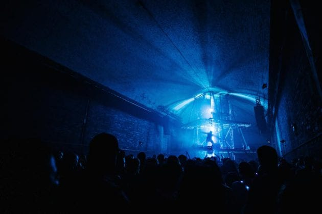 Award-winning grime artist Skepta thrills in hidden Manchester location I Love Manchester