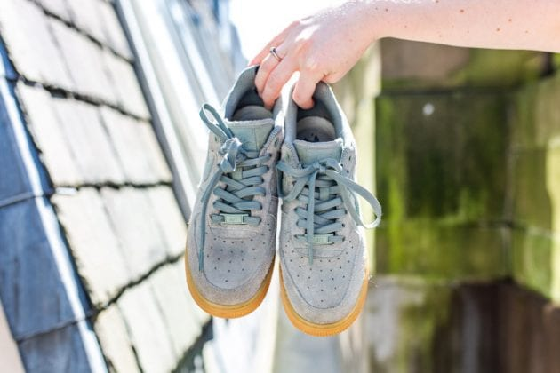 Manchester's first trainer cleaning boutique is here - and it's the stuff dreams are made of I Love Manchester