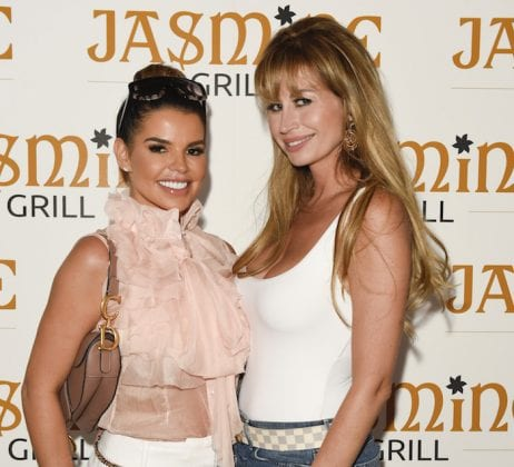 Star-studded launch for Manchester's newest restaurant Jasmine Grill I Love Manchester