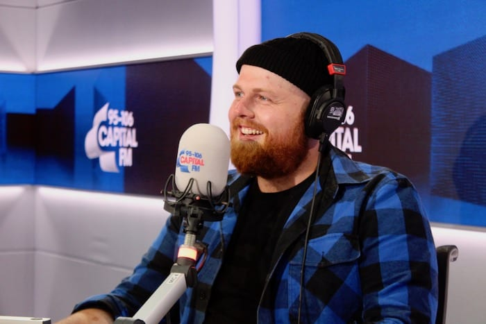 Radio listeners in TEARS as Tom Walker helps Failsworth fan propose to girlfriend live on Capital breakfast I Love Manchester