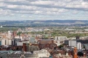Manchester views