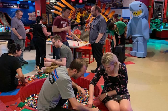 Adult only Lego nights are a thing in Manchester - and take you right back to childhood I Love Manchester