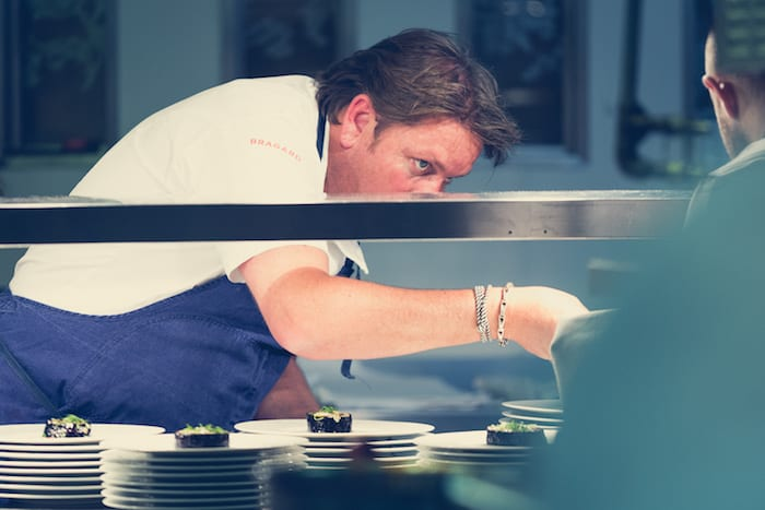 Dinner with James Martin: what happened when the celebrity chef came to Manchester I Love Manchester