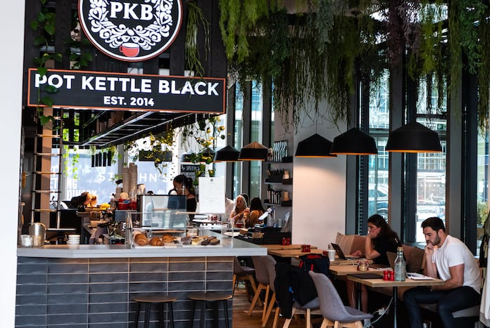 Pot Kettle Black Coffee – Manchester