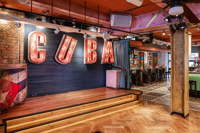 First look as Revolucion De Cuba reveals 'more Cuban than ever' revamp I Love Manchester