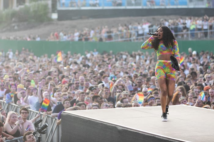'A thriving mass of happy, sweaty, sparkly bodies': Manchester Pride Saturday night, reviewed I Love Manchester