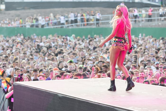Louisa Johnson Manchester Pride