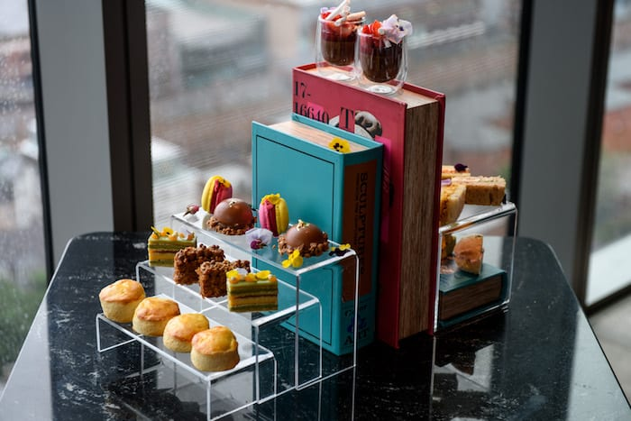 20 Stories afternoon tea