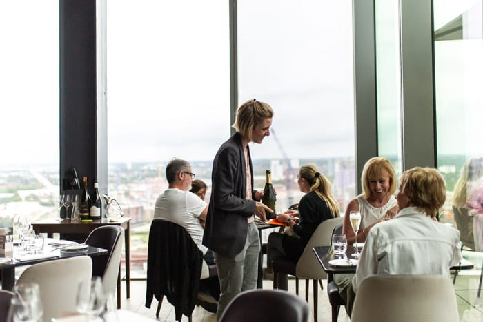 20 Stories new menu turns midweek lunch into the ultimate treat I Love Manchester