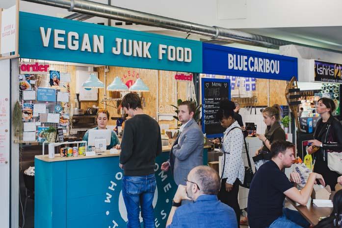 The best street food stalls at Manchester Arndale Food Market I Love Manchester