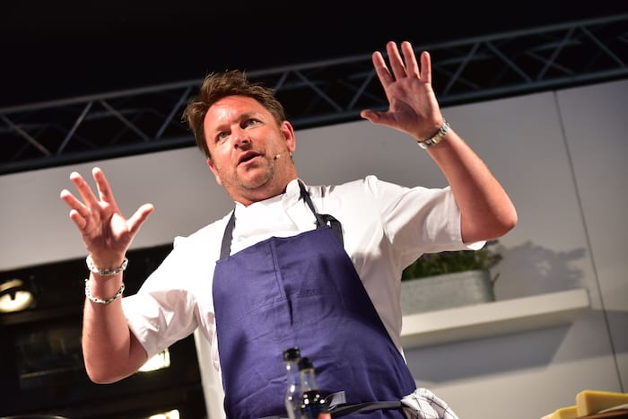 Bolton Food and Drink Festival is the best in the UK says James Martin I Love Manchester