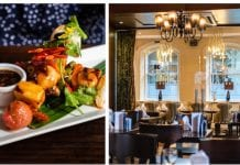 Chaophraya new lunch menu