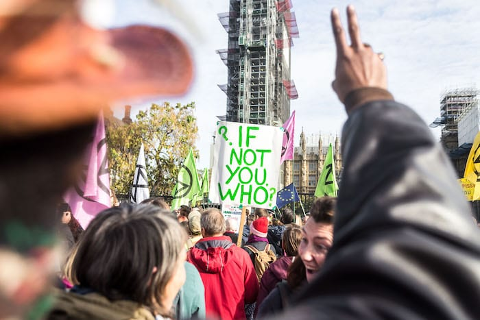 Climate change activists Extinction Rebellion to take over Deansgate for FOUR DAY protest I Love Manchester