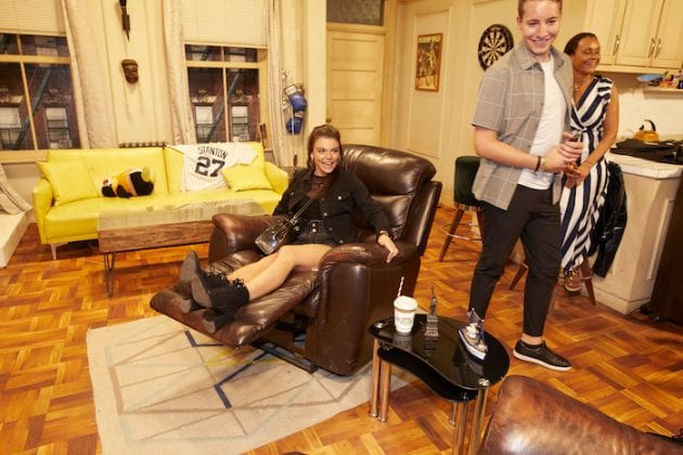 Stars flock to FriendsFest at Heaton Park - and pose up a storm I Love Manchester