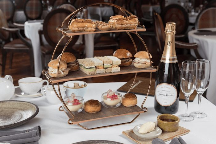 James Martin afternoon tea