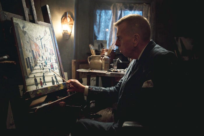 Mrs Lowry & Son: Timothy Spall and Vanessa Redgrave act up a storm in new film about LS Lowry I Love Manchester