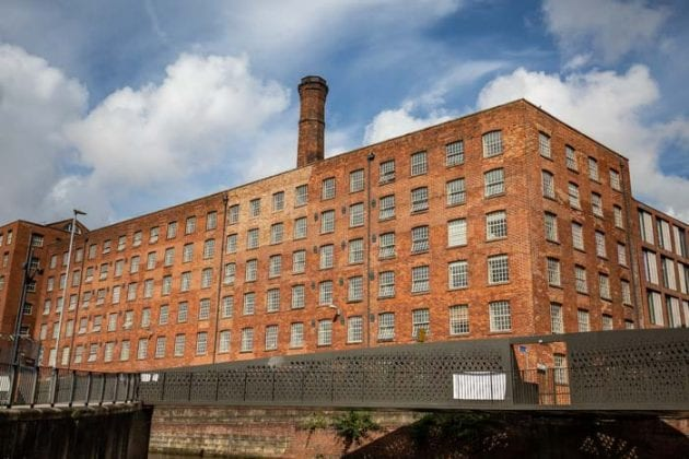 Inside Murrays' Mills - one of Manchester's most historic buildings I Love Manchester