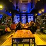 A New York-themed bar and pizza joint has just opened in Manchester with 50% off food I Love Manchester