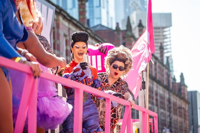 'No one is free until we are all free': Manchester Pride Parade 2020 to be a march for peace I Love Manchester