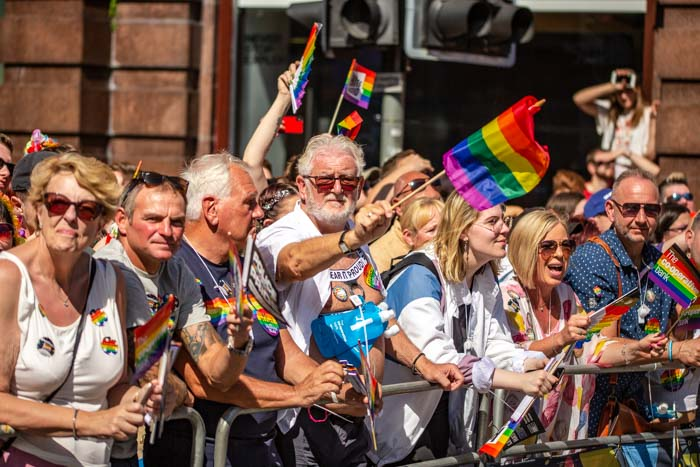 Manchester Pride Festival 2020 has been postponed until next year I Love Manchester