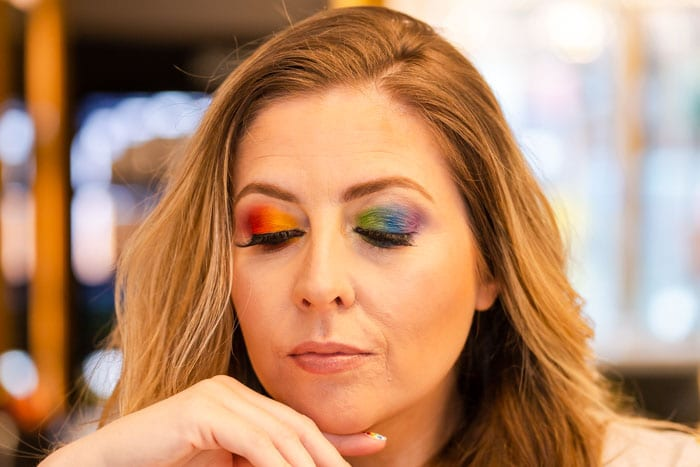 This Manchester salon has nailed rainbow manicures and make-up ready for Pride I Love Manchester