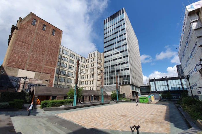 New food hall and music venue proposed for 60s dancehall New Century Hall I Love Manchester