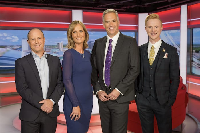 BBC North West Tonight reveal new weather presenter is Owain Wyn Evans I Love Manchester