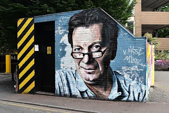 Happy 70th birthday Tony Wilson - from all of us who'll never forget I Love Manchester