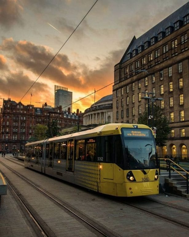 Christmas Metrolink miracle! Trams to run until 2am at weekends in Manchester for hectic festive period I Love Manchester