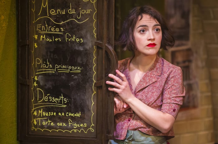 Review: Amelie at The Opera House | I Love Manchester (MCR)
