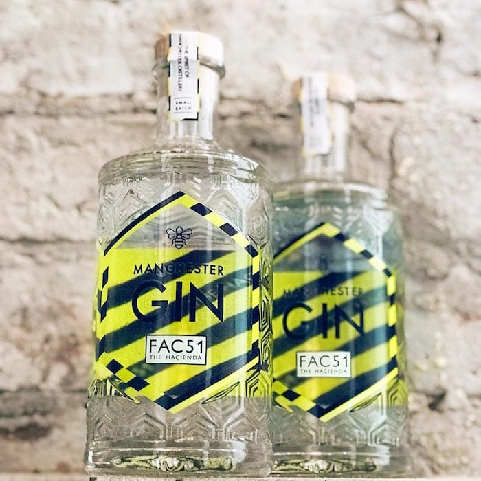 Manchester Gin just released a FAC51 Haçienda gin - and we need it in our life I Love Manchester