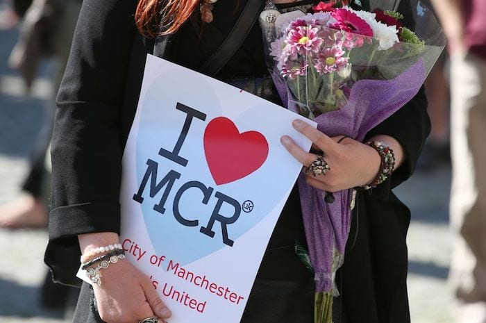 Tranquil garden memorial design for victims of Manchester Arena attack unveiled I Love Manchester