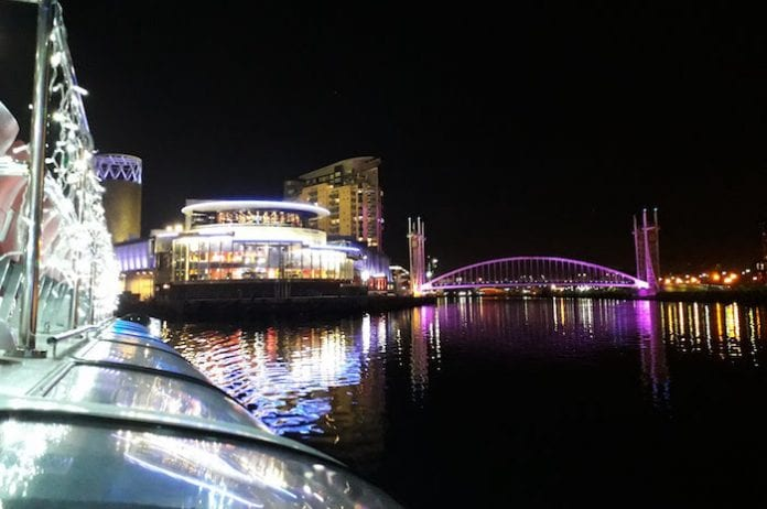 Enjoy a different way to party on a Manchester river cruise - I Love  Manchester