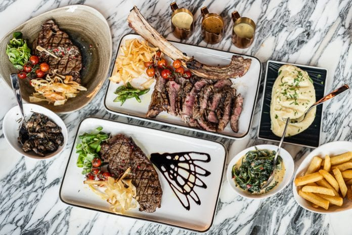 Try the beef that's taking the States by storm at new Ribeye