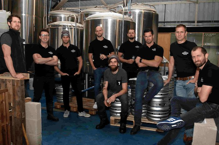 Seven Bro7hers to open second taproom in new Salford waterside development I Love Manchester