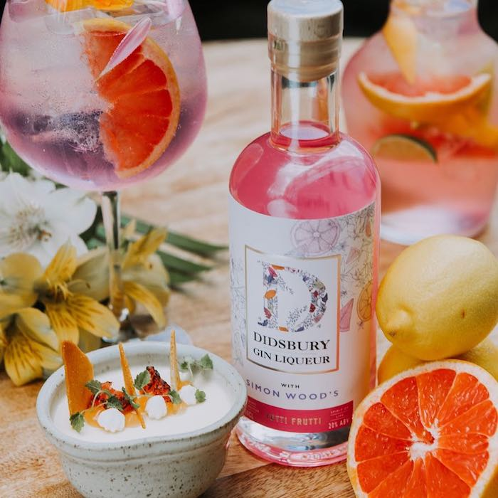 Didsbury Gin goes national at Aldi - with MasterChef winner Simon Wood collaboration I Love Manchester
