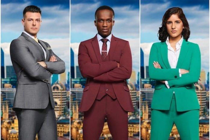 Apprentice contestants