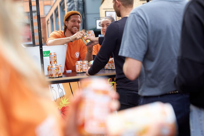 Trade tinned food for FREE beers - and help local food banks in the process I Love Manchester