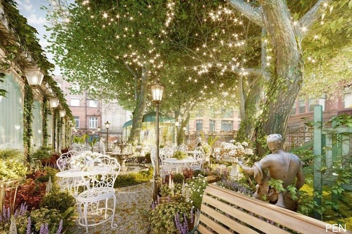 Manchester is getting a new city centre park in the heart of the Northern Quarter I Love Manchester