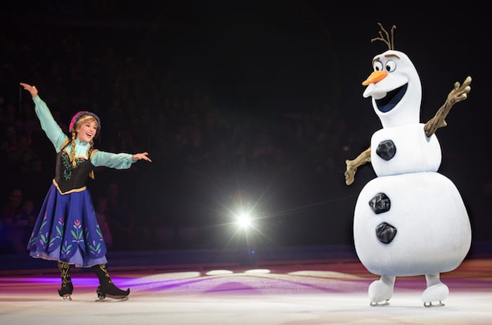 Review: Disney on Ice is back at Manchester Arena for the week - what to expect I Love Manchester