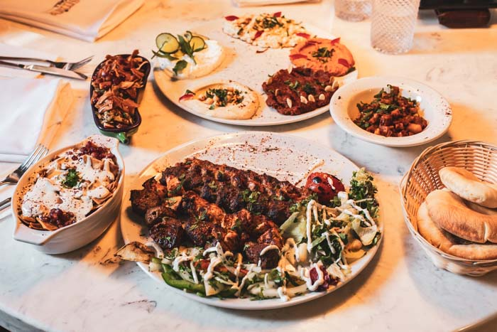 This Manchester Lebanese restaurant is offering diners 20% off food I Love Manchester