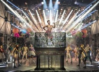 And Juliet musical Manchester