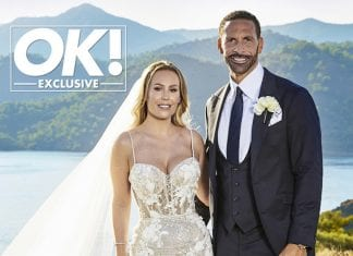 Rio Ferdinand Wedding