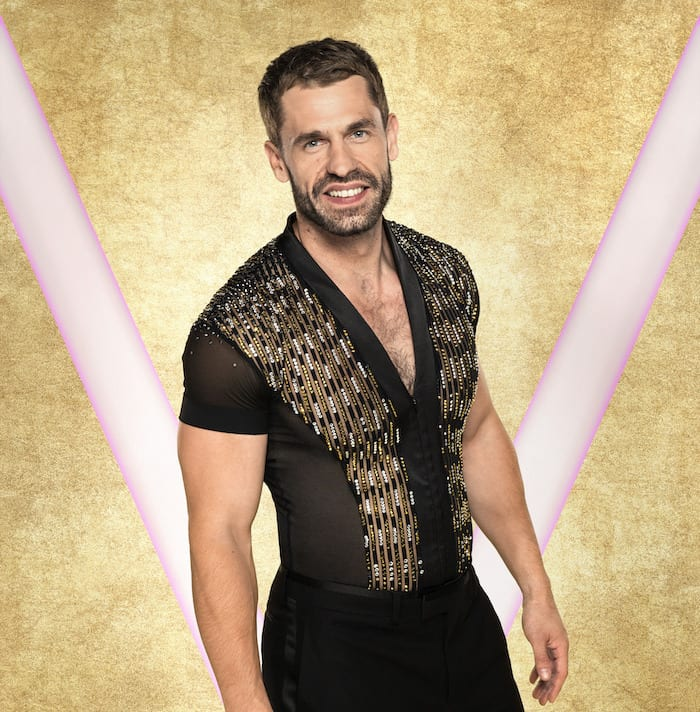 Emmerdale's Kelvin Fletcher joins Strictly Come Dancing to replace injured Jamie Laing I Love Manchester