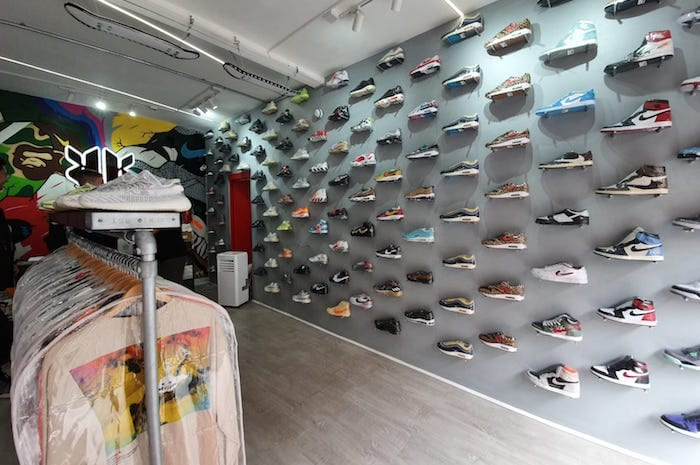 Why Manchester trainer store Kershkicks has got celebrities flocking to the Northern Quarter I Love Manchester
