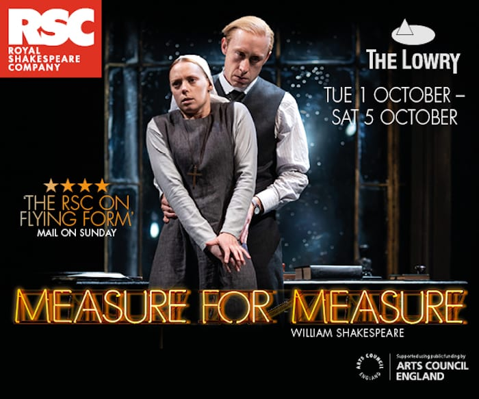 Shakespeare comes to Salford: the RSC tackles #MeToo and gender discrimination in new season at The Lowry I Love Manchester