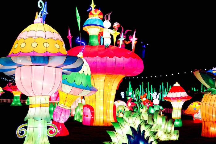 What will immersive light festival Lightopia bring to Manchester this winter? I Love Manchester